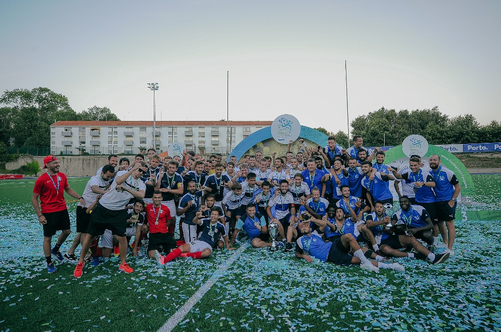 European Universities Football Championship 2017 concludes
